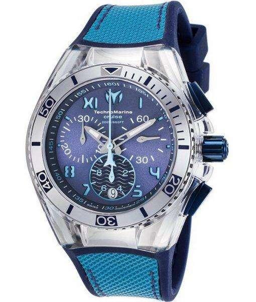 TechnoMarine California Cruise Collection Chronograph TM-115014 Unisex Watch