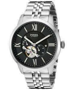 Fossil Townsman Automatic Skeleton ME3107 Mens Watch