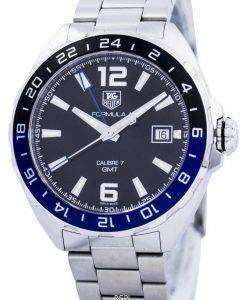 Tag Heuer Formula 1 Automatic Calibre 7 GMT Swiss Made WAZ211A.BA0875 Men's Watch
