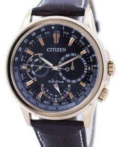 Citizen Eco-Drive Calendrier World Time BU2023-12E Men's Watch