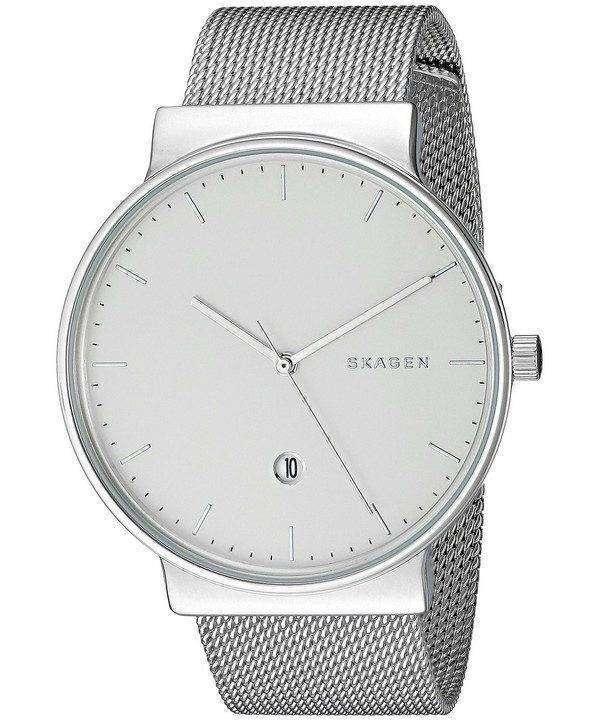 Skagen Ancher Steel Mesh Quartz SKW6290 Men's Watch