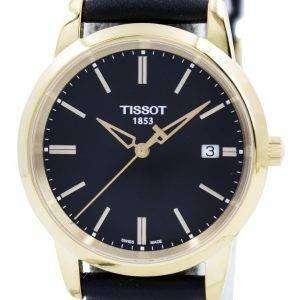 Tissot T-클래식 드림 T033.410.36.051.01 T0334103605101 남자의 시계