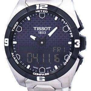 Tissot T-터치 전문가 태양 T091.420.44.051.00 T0914204405100 남자의 시계