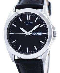 시민 쿼 츠 블랙 다이얼 BF0580-06E 남자의 시계