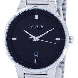 시민 쿼 츠 블랙 다이얼 BI5010-59E 남자의 시계