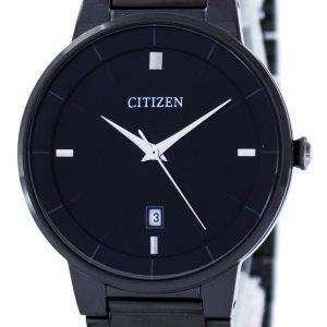 시민 쿼 츠 블랙 다이얼 BI5017-50E 남자의 시계