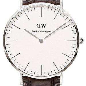 다니엘 웰링턴 클래식 뉴욕 석 영 DW00100025 (0211DW) 남자의 시계