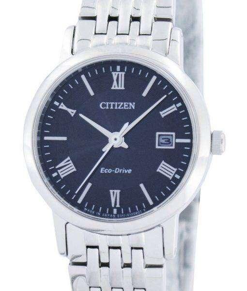 EW1580-50E 여자의 시계를 만든 시민 에코 드라이브 일본