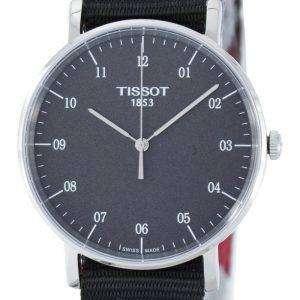 Tissot T-클래식 매번 매체 T109.410.17.077.00 T1094101707700 남자의 시계