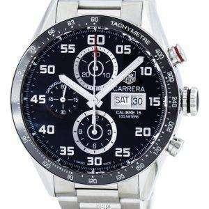 태그 Heuer 카레 라 크로 노 그래프 자동 구경 16 스위스 CV2A1R을 했다. BA0799 남자의 시계