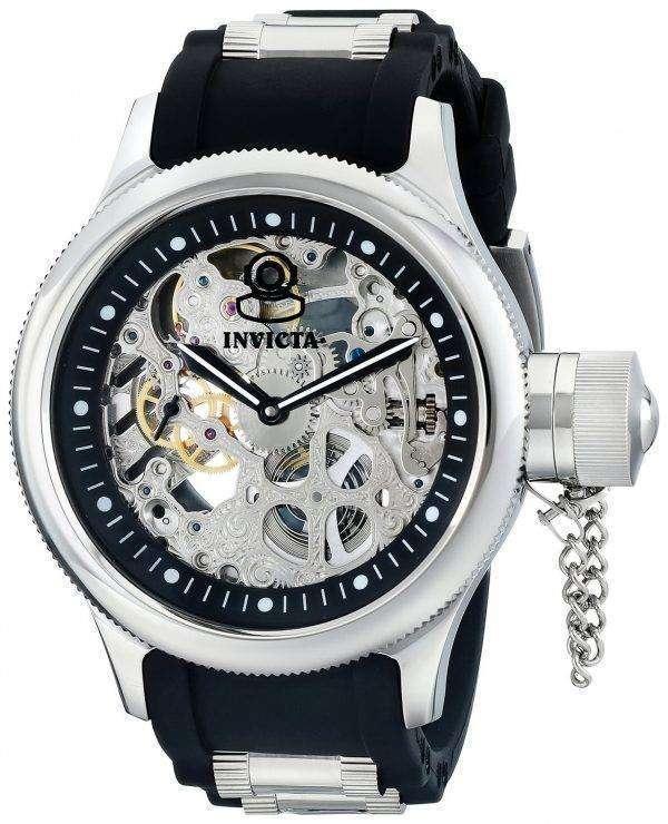 인 빅 타 러시아 다이 버 기계적 1088 남자의 시계