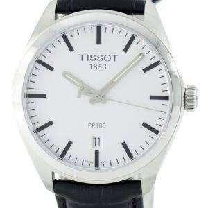 Tissot T-클래식 홍보 100 석 영 스위스 만든 T101.410.16.031.00 T1014101603100 남자의 시계