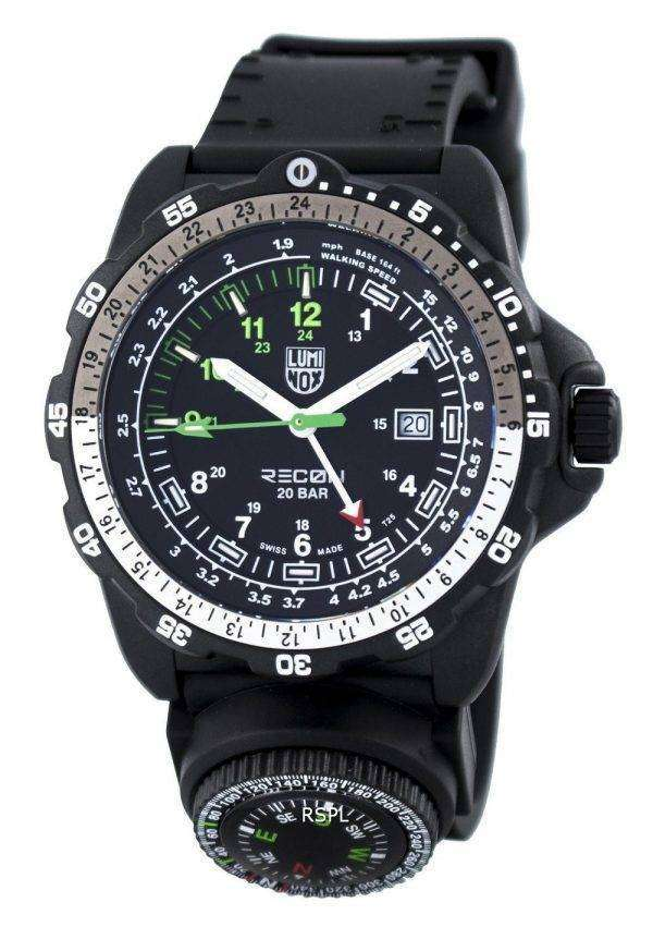 Luminox 정찰기 포인트 남자 8820 시리즈 스위스 만든 XL.8832.MI 남자의 시계