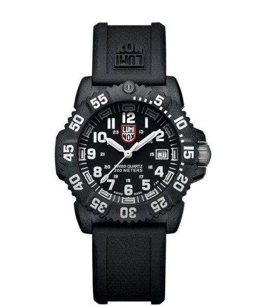 Luminox 해군 물개 Colormark 7050 시리즈 스위스 만든 XS.7051 여자의 시계