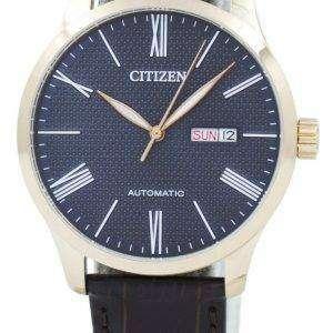 시민 자동 NH8353-00 H 남자의 시계