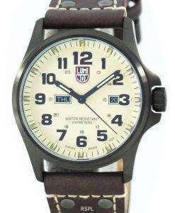 Luminox 땅 아타 카마 필드 하루 날짜 1920 시리즈 스위스 쿼 츠 XL.1927 남자의 시계