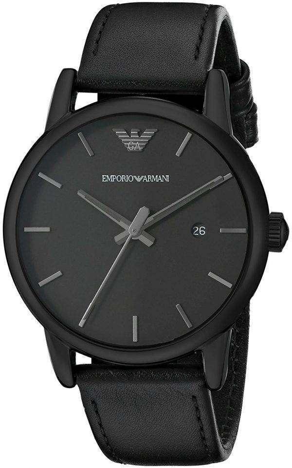 엠포리오 아르마니 클래식 석 영 AR1732 남자의 시계