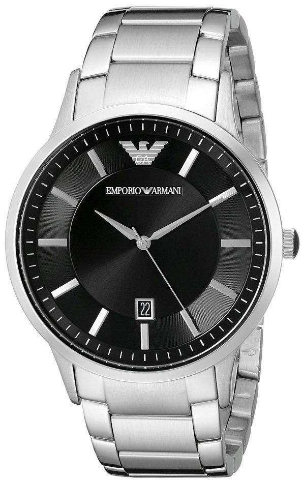 엠포리오 아르마니 Sportivo 석 영 AR2457 남자의 시계