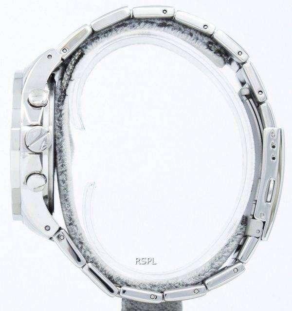 아르마니 익스체인지 크로 노 그래프 실버 톤 다이얼 AX2058 남자의 시계