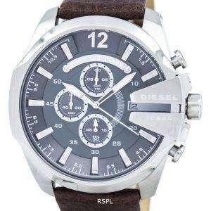 디젤 메가 최고 크 그레이 다이얼 DZ4290 남자 시계