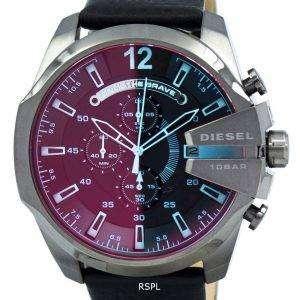 디젤 메가 최고 쿼 츠 크로 노 그래프 DZ4323 남자의 시계
