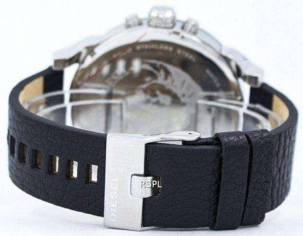 디젤 씨 아빠 2.0 대형 크로 노 그래프 DZ7313 남자의 시계