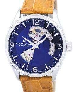 해밀턴 Jazzmaster Viewmatic 열린 마음 자동 H32705541 남자의 시계