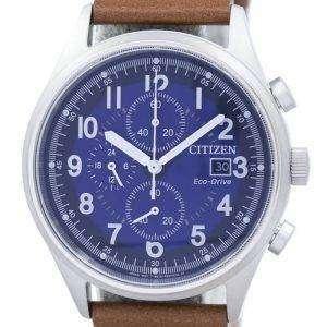 시민 챈들러 에코 드라이브 크로 노 그래프 CA0621-05 L 남자 시계