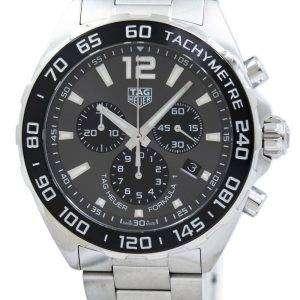 태그 호이어 포뮬러 1 크로 노 그래프 쿼 츠 타키 CAZ1011 BA0842 남자의 시계
