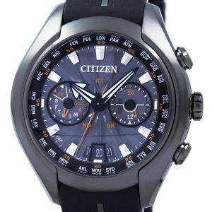 시민 Promaster 위성 파 달력 일본 CC1075-05E 남자의 시계를 만든