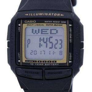카시오 조명 다국어 뱅크 디지털 DB-36-9AV 남자의 시계