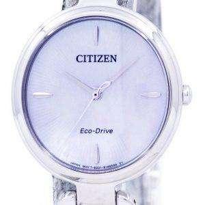 시민 에코 드라이브 EM0420-89 D 여자의 시계
