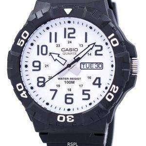 카시오 석 영 아날로그 MRW-210 H-7AV 남자의 시계