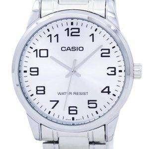 카시오 석 영 아날로그 MTP V001D 7B 남자의 시계