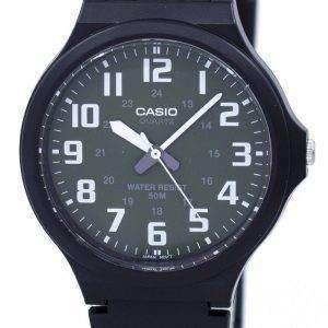 카시오 석 영 아날로그 MW-240-3BV 남자의 시계