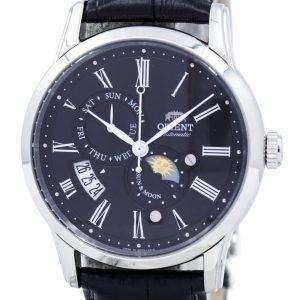오리엔트 썬 & 문 자동 일본 SAK00004B 남자의 시계를 만든