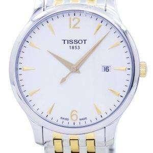 Tissot T-클래식 전통 석 영 T063.610.22.037.00 T0636102203700 남자 시계
