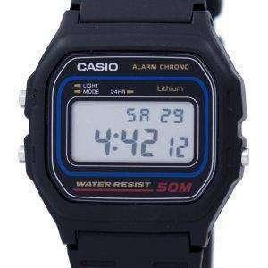 카시오 알람 크로 노 디지털 W-59-1VQ 남자의 시계