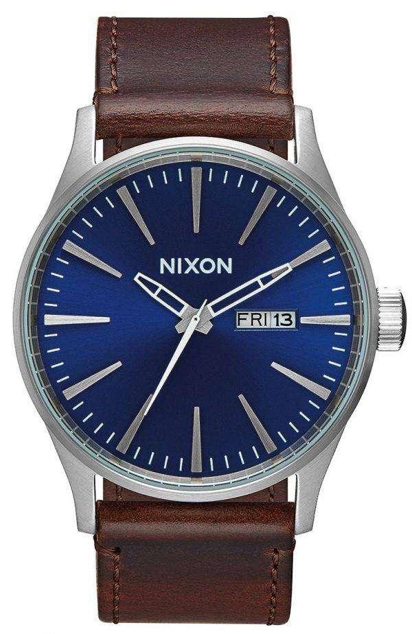 닉슨 센 석 영 A105-1524-00 남자 시계