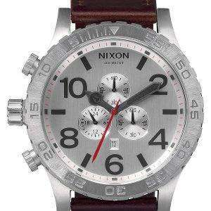 닉슨 51-30 크로 노 쿼 츠 A124-1113-00 남자 시계