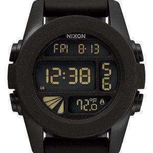닉슨 단위 듀얼 타임 알람 디지털 A197-000-00 남자 시계