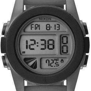 닉슨 단위 듀얼 타임 알람 디지털 A197-195-00 남자 시계