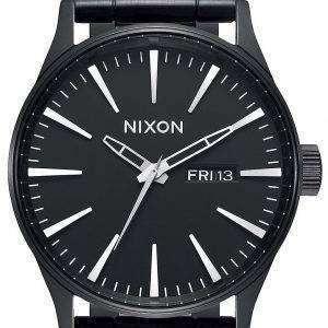 닉슨 센 석 영 A356-001-00 남자 시계