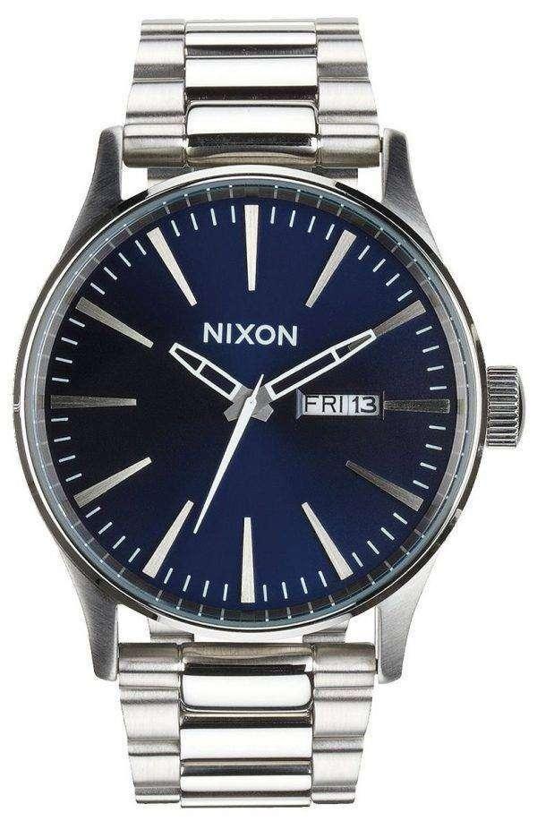 닉슨 센 석 영 A356-1258-00 남자 시계