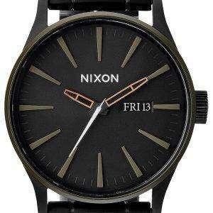 닉슨 센 석 영 A356-1530-00 남자 시계