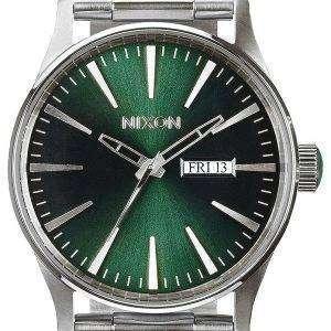 닉슨 센 석 영 A356-1696-00 남자 시계