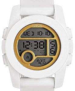 닉슨 단위 40 듀얼 타임 알람 디지털 A490-1035-00 여자의 시계
