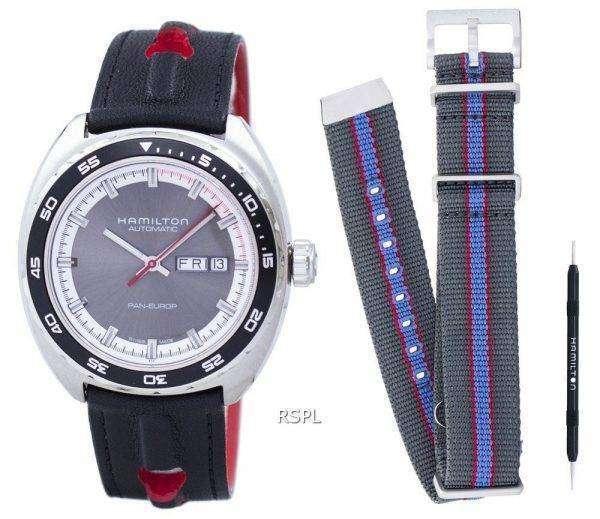 해밀턴 미국 클래식 팬 Europ 자동 H35415781 남자의 시계