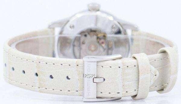 해밀턴 미국 고전적인 철도 자동 다이아몬드 악센트 H40405821 여자 시계
