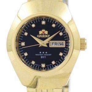동양 자동 다이아몬드 악센트 SNQ22001B8 여자의 시계